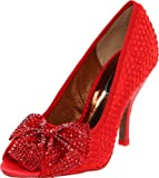Poetic Licence Women's Spectacle Open-Toe Pump