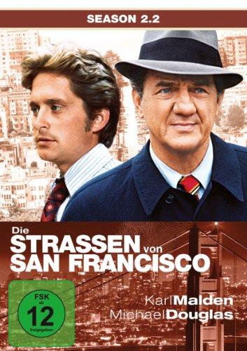 Die Straßen von San Francisco - Season 2.2 [3 DVDs]