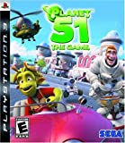 Planet 51 / Game [DVD AUDIO] Ps3