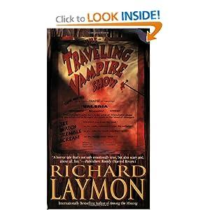 The Traveling Vampire Show - Richard Laymon