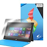 Lumii Ark High Quality Screen Protector Film for Microsoft Surface RT - ANTI-GLARE - 3PACKS
