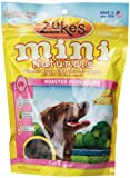 Zukess Mini Naturals Healthy Moist Training Treats, Roasted Pork Recipe, 1-Pound