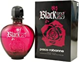 Paco Rabanne Black Xs By Paco Rabanne For Women. Eau De Toilette Spray 2.7-Ounces