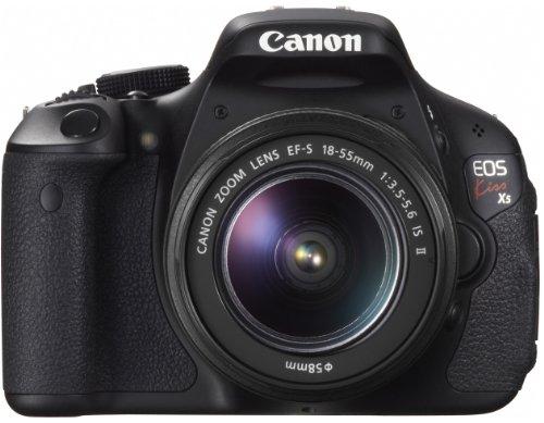 Canon EOS Kiss X5 Digital SLR Camera SLR 18-55 Lens Kit