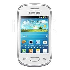 Samsung GT-S5280RWAITV Galaxy Star, Bianco