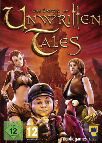 Book of Unwritten Tales Demo [Download]