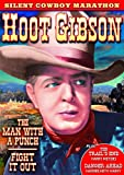 Hoot Gibson - Silent Cowboy Marathon - Man with the Punch (1920) / Fight It Out (1920) / Trails End (1919) / Danger Ahead (1926) (Silent)