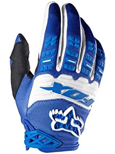 Fox Racing Dirtpaw Glove: Race Blue; SM
