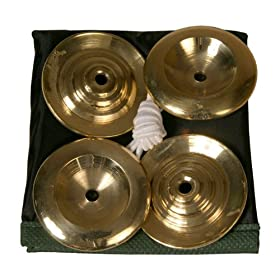 Polished Finger Cymbals