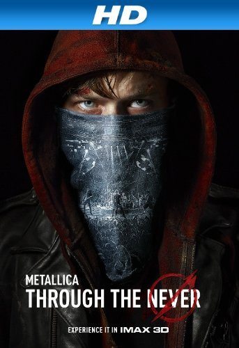 514jCohMjAL. SL500  Metallica: Through The Never [HD]