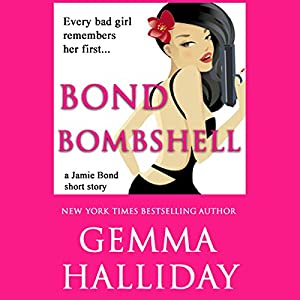 Bond Bombshell Audiobook