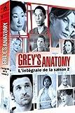 Grey's Anatomy : L'intégrale saison 2 - Coffret 8 DVD (dvd)