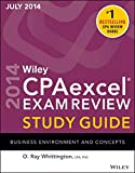 img - for Wiley CPAexcel Exam Review Spring 2014 Study Guide: Business Environment and Concepts (Wiley Cpa Exam Review) book / textbook / text book