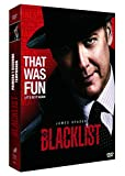 The Blacklist Temporadas 1 y 2 DVD España