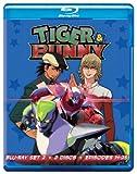 TIGER & BUNNY: SET 2 《14-25話》 (北米版)