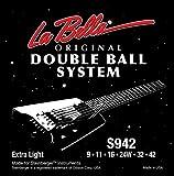La Bella S-942 Extra Light/Double Ball