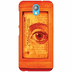 HTC Desire 526G Plus Back Cover ( Designer Printed Hard Case)