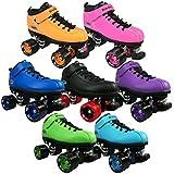 Riedell Dart Quad Speed Roller Skates