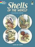 img - for By Lucia deLeiris Shells of the World Coloring Book (Dover Nature Coloring Book) book / textbook / text book