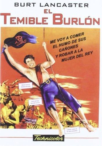 El temible burlón / The Crimson Pirate (1952)