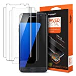 Galaxy S7 Edge Screen Protector, Spig...
