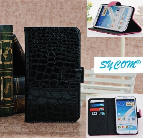 SYCOM® Premium Folio Case for Samsung Galaxy