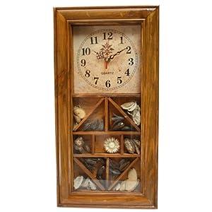 Reloj Pared mod. 2039-A Semillas M-20117 de Christian Gar