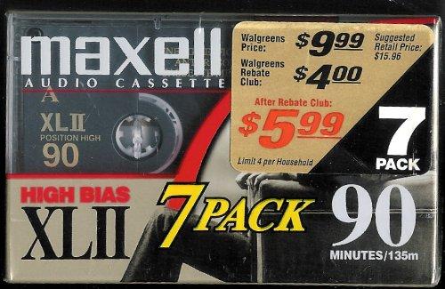 Tape High Bias 90 Minute High Bias Audio