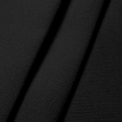 Markisen Outdoorstoff Breite 160cm Schwarz Meterware jetzt kaufen