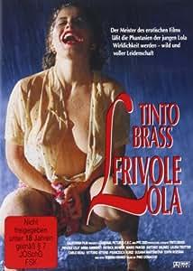 Tinto Brass - Frivole Lola [Alemania] [DVD]