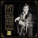 Berg - Brahms : Concertos pour violon