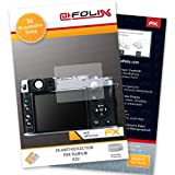 AtFoliX FX-Antireflex screen-protector for Fujifilm X20 (3 pack) - Anti-reflective screen protection!