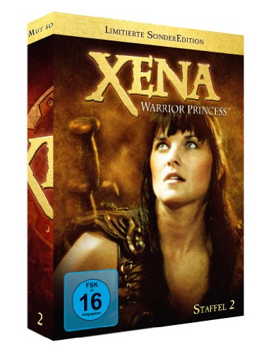 Xena - Staffel 2 *Limited Edition* [6 DVDs]