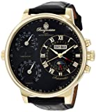 Burgmeister Men's Automatic Wristwatch Montana BM309-222 XXXL (54mm)