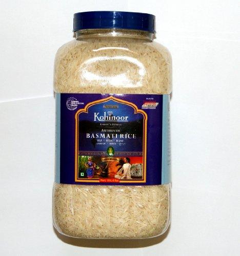 Kohinoor Basmati Rice, 4-pounds