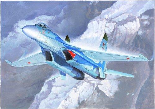 1/72 Su-27 フランカーB