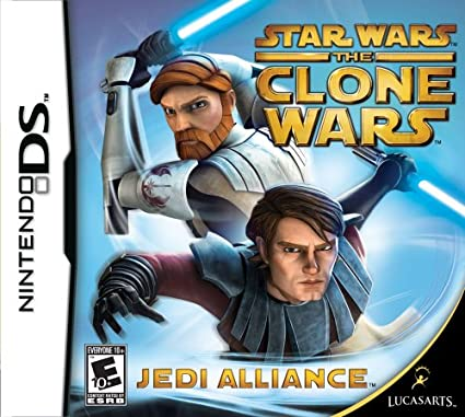 Star Wars Clone Wars Nds Star Wars The Clone Wars Jedi