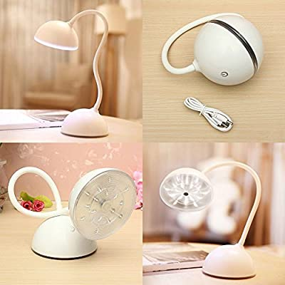 Kid's Gifts-Zonman® LED Desk Lamps Creative Reading Lamps Headphone-Shaped Touch Bedside Table Lamps Reading Lights Sensitive Dimmable Table Lights Cute Night Lights for Kids & for Adults, for Study & for Work