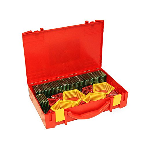 BLS - Calamite Magformers Magnet Geos 126, qualità per asili nido