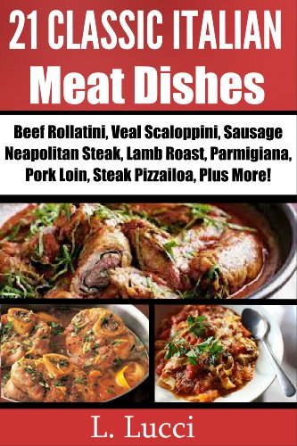 21 Classic Italian Meat Dishes cover