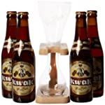 Kwak Gift Pack (4 x 33cl + 1 Glass &...