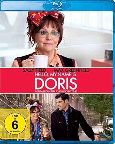 Hello, my name is Doris - Älterwerden für Fortgeschrittene [Blu-ray]