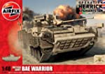 Airfix 1:48 BAE Warrior Armoured Vehi...