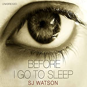 Before I Go To Sleep | [S J Watson]