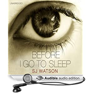 Before I Go To Sleep (Unabridged)