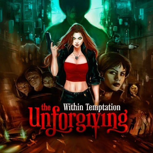 Within Temptation-The Unforgiving-Retail-CD-FLAC-2011-DeVOiD Download