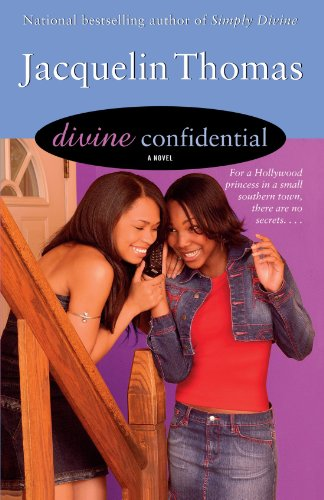 Divine Confidential (The Divine Series #2)