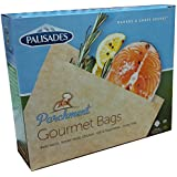 Best Quality Parchment Gourmet Cooking Bag, 12 Bags Per Pack