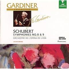 Schubert : Symphonies Nos 8 & 9