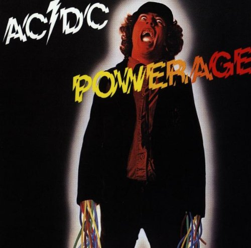Powerage artwork